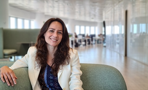 Carolina Pola, responsable de Innovación y Estrategia de Kaudal.