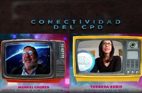 conectividad CPD DECIX