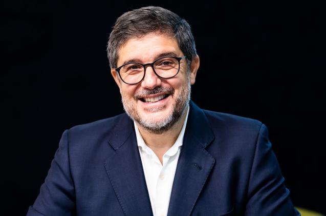Santiago Solanas, CEO de Grupo Primavera.
