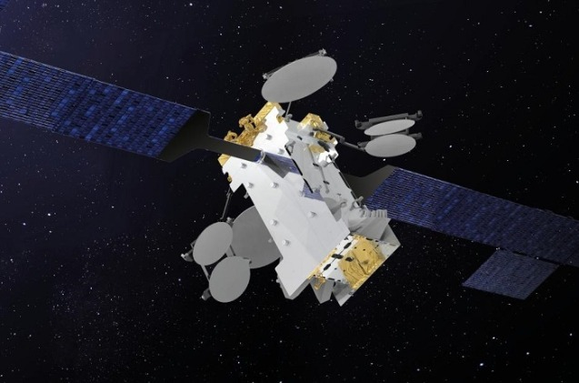 Amazonas Nexus, el nuevo satélite de Hispasat.