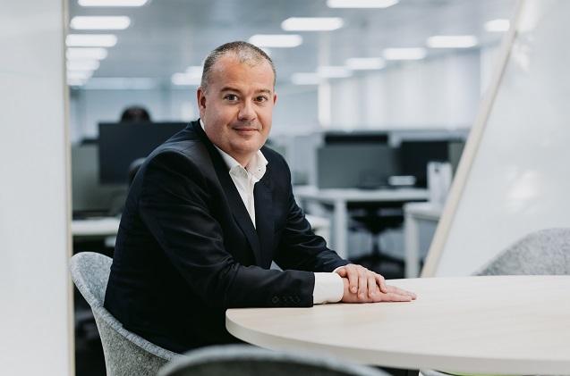 Carles Ransanz, VP Direct Sales & Enterprise Market de Sage.