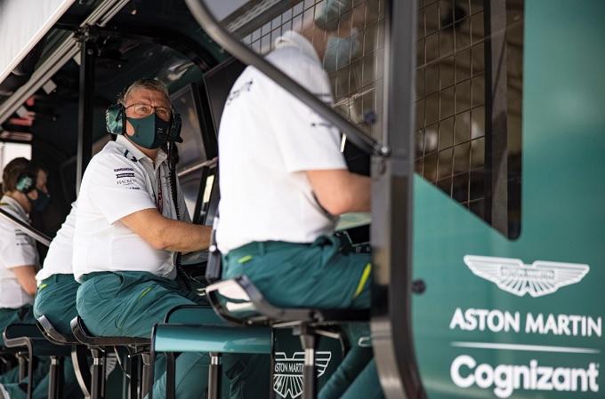 El equipo de Formula 1 Aston Martin afronta el cumplimiento de límite de costes con IFS