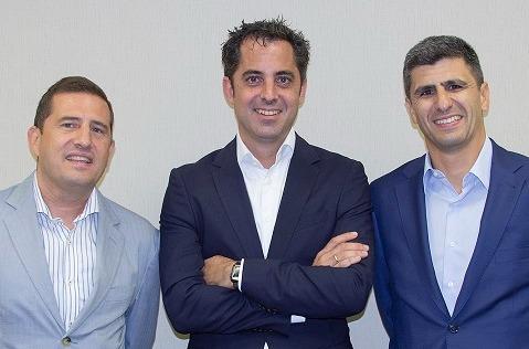 Javier Aguilera y Jose Iglesias, nuevos directores de Ikusi España.