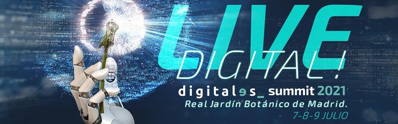 DigitalES Summit anuncia los ponentes de su IV congreso.
