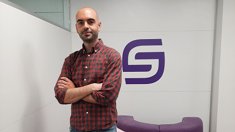 Luis Narro, Data Analyst de Solunion.