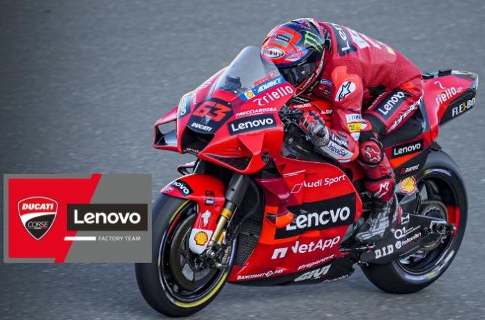 Campaña Lenovo Race to Win.