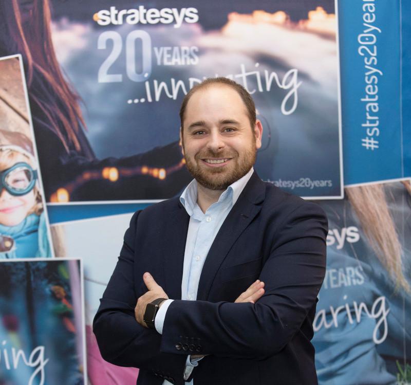 Néstor Correa, de Stratesys.