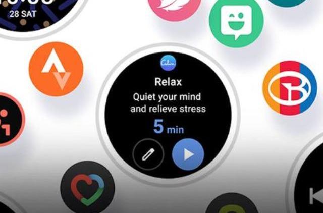 nueva plataforma smartwatch de Samsung