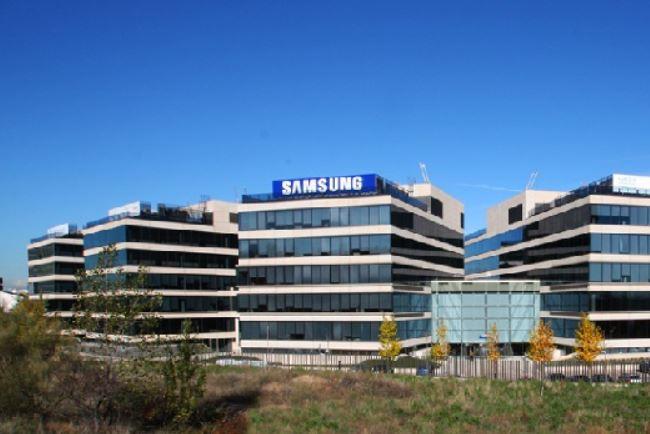 Oficinas de Samsung en Madrid.