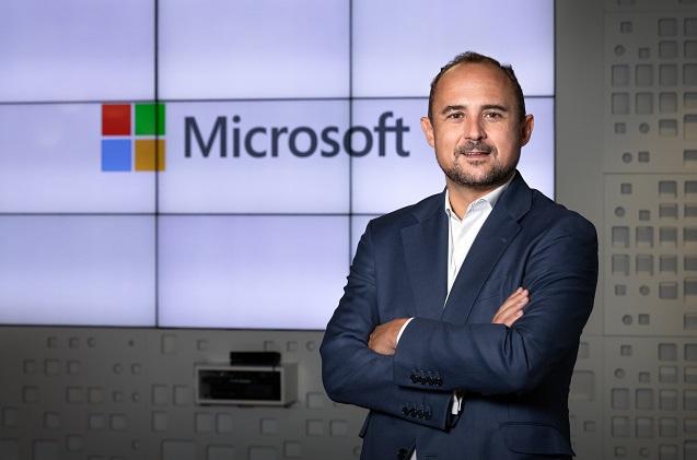 Ignacio León, nuevo director de la división de Consultoría de Microsoft en España.