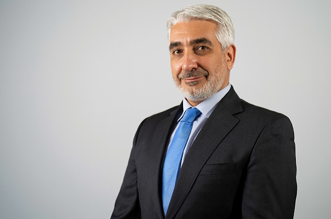 Enrique Sánchez, Director General Adjunto Technology Management & Financing de Econocom