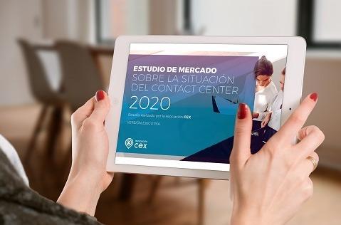 El sector del contact center creó un 8% más de empleo en 2020.