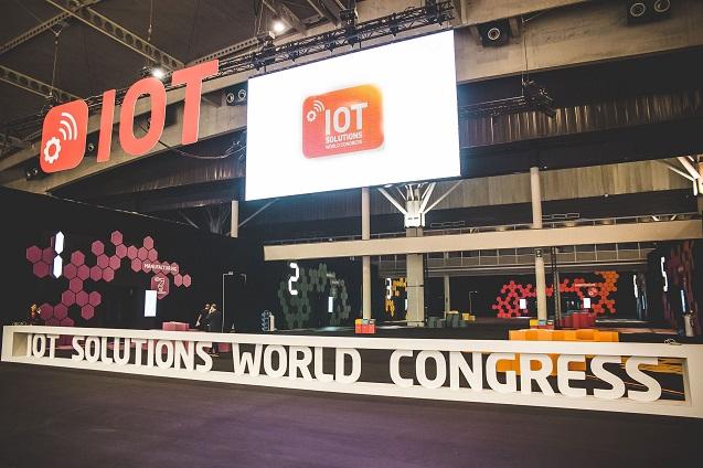 IOT Solutions World Congress se celebrará del 10 al 12 mayo de 2022.