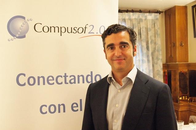 Moisés Camarero, de Compusof.
