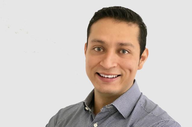 Gabriel Naranjo, de Tech Data.