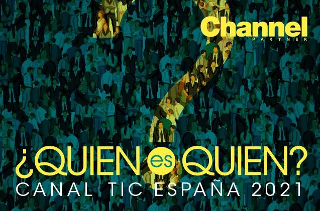 Quién es Quién del Canal TIC en España (2021), de CHANNEL PARTNER