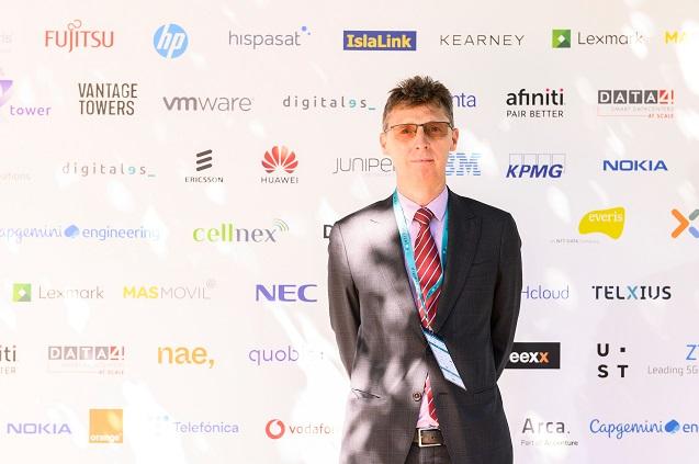 Arturo Azcorra en DigitalES Summit 2021.