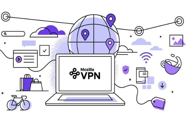 Mozilla lanza su VPN en España.