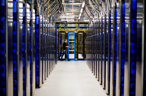 Centro de datos Microsoft