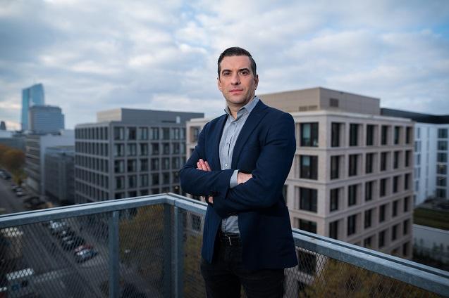 Ivo Ivanov, CEO de DE-CIX International.