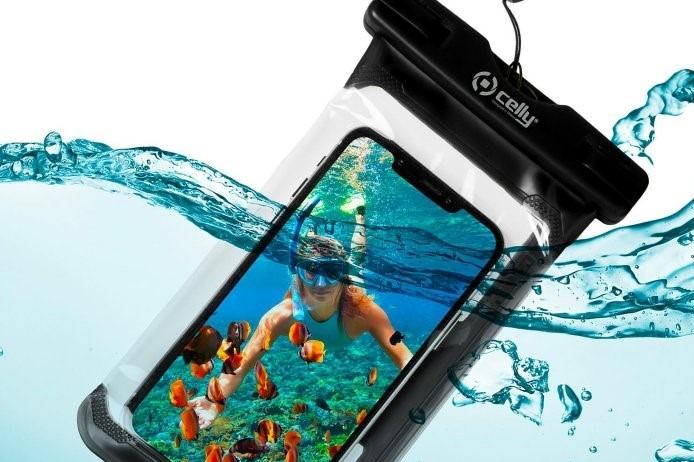 Funda para agua smartphone