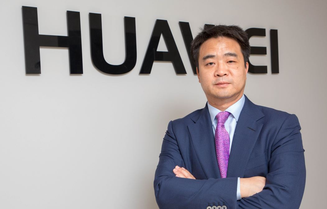 Eric Li, CEO de Huawei en España.