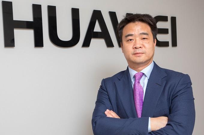 Eric Li, CEO de Huawei España