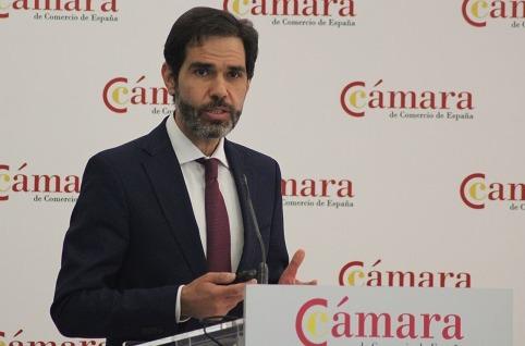 Raúl Mínguez, director del Servicio de Estudios de la Cámara de Comercio de España.