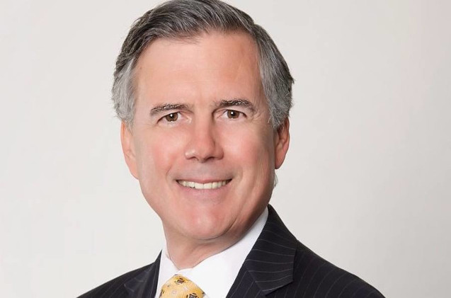 Rich Hume, CEO de Tech Data