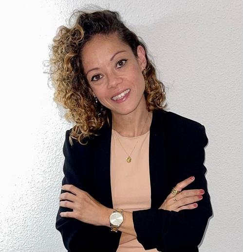 María García Villamor, HR Manager Blue Telecom Consulting.