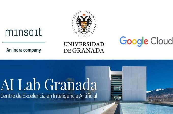 Minsait, la Universidad de Granada y Google Cloud crean el AI Lab Granada