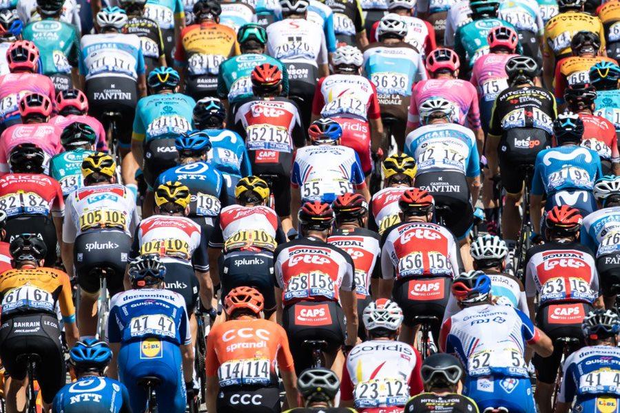 Tour de Francia 2021: el estadio conectado más grande del mundo.