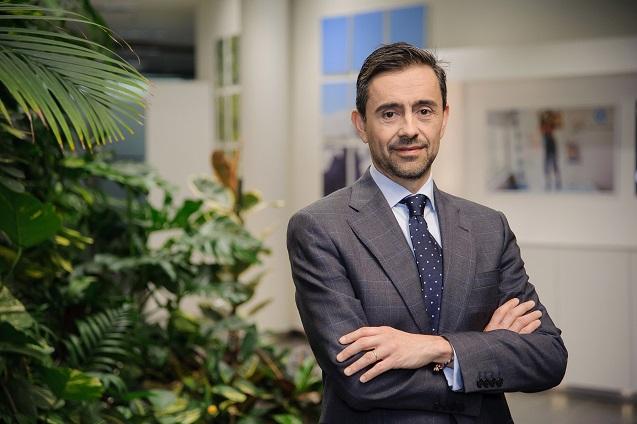 Pedro Martínez Busto, responsable de desarrollo de negocio de HPE Aruba.