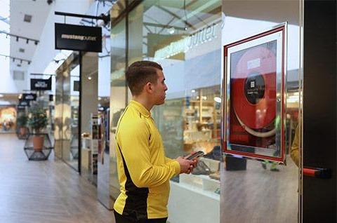 Amper y Prosegur digitalizan los sistemas de protección contra incendios.