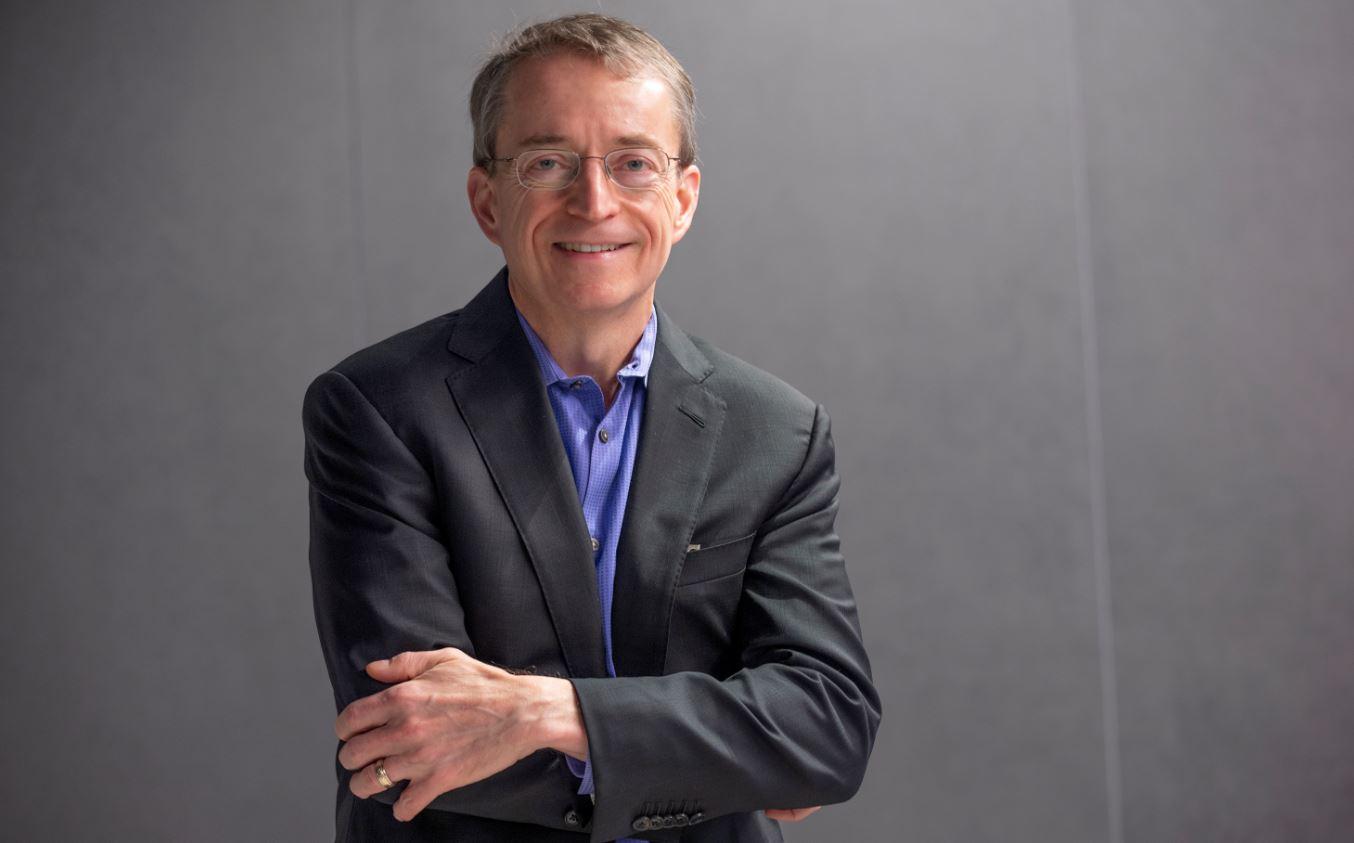 Pat Gelsinger, CEO de Intel