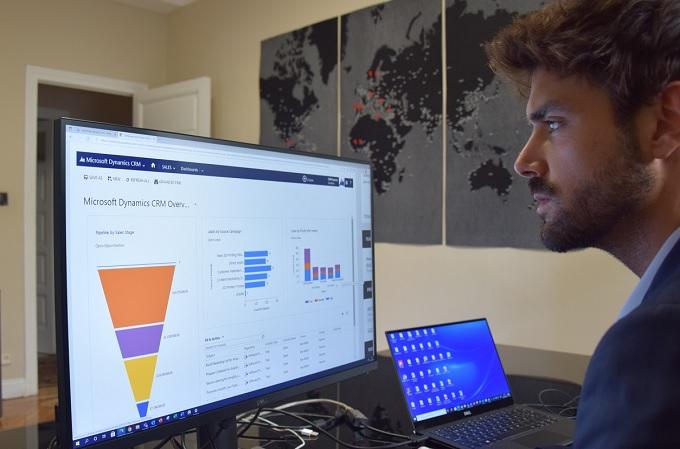 La financiera Agere implanta Microsoft Dynamics 365 Sales