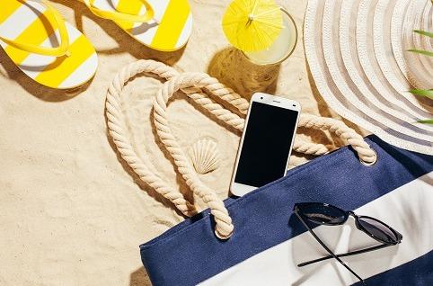 Recomendaciones para que nuestro móvil sobreviva al verano.