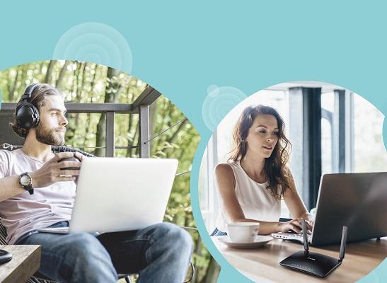 3 consejos para disfrutar de la mejor Wi-Fi en pueblo, mar o montaña.
