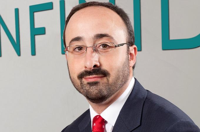 Fernando Egido, Country Manager de Infinidat Iberia
