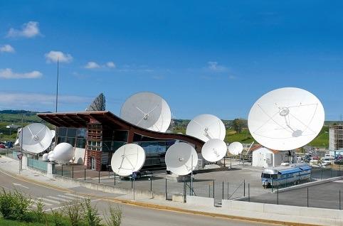Inmarsat alojará sus estaciones terrenas en Santander Teleport.
