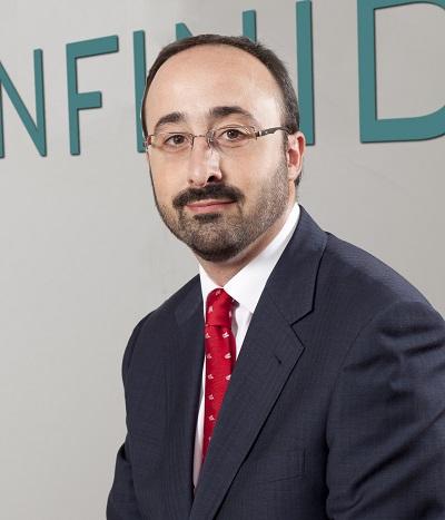 Fernando Egido, Country Manager, Infinidat Iberia