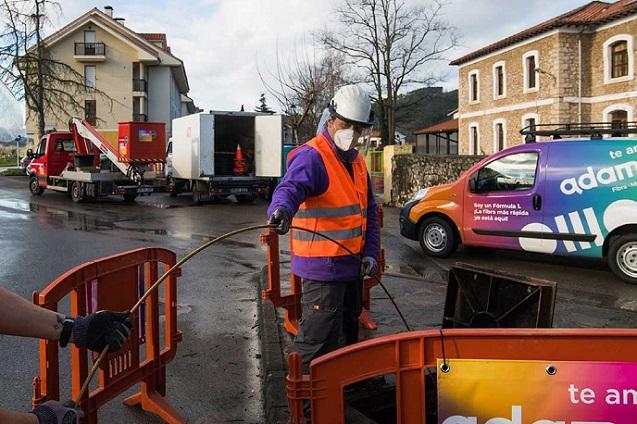 Adamo consigue 600 millones para llevar su fibra a la España rural.