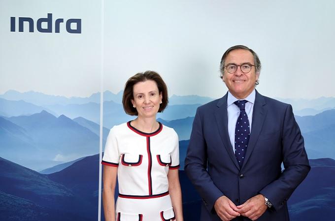 Cristina Ruiz e Ignacio Mataix, Consejeros Delegados de Indra