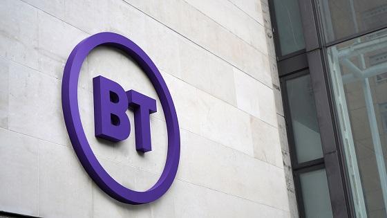 Acuerdo de innovación entre BT y Microsoft.