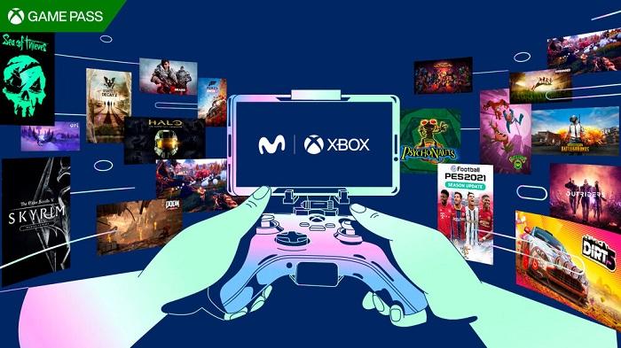 Movistar incorpora Xbox a su oferta.