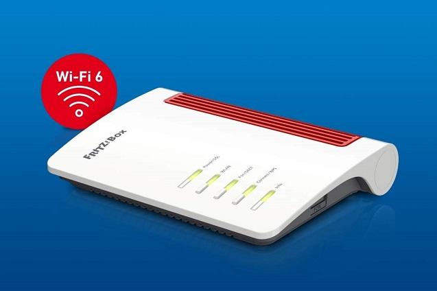 Fritz!Box 7530 AX: Primer router de AVM con Wi-Fi 6 disponible en España.