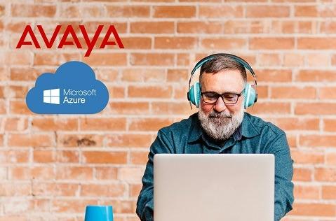 Integración de Microsoft Azure con Avaya OneCloud CPaaS.