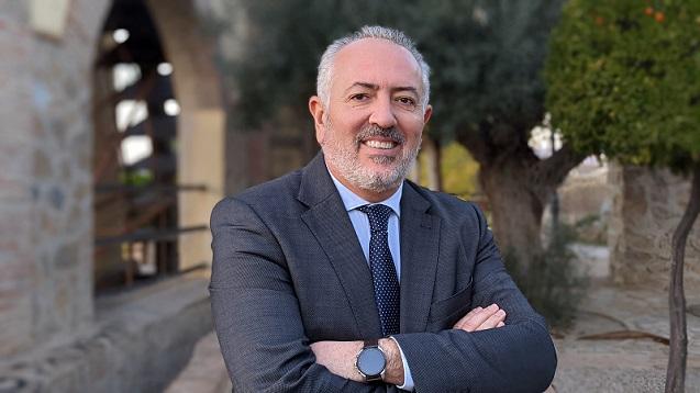 Antonio García Vidal, presidente de Aotec.