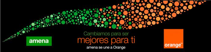 Los actuales clientes de amena serán migrados a Orange.
