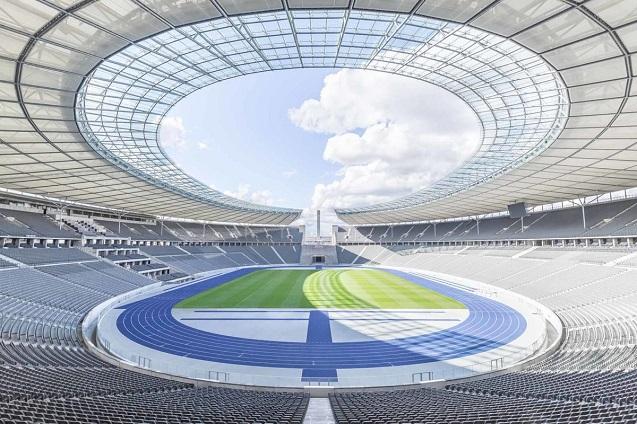 El Olympiastadion se equipa para la Eurocopa 2024 con Wi-Fi6.